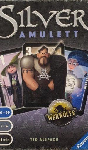 Silver Amuett