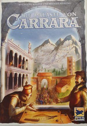 Hans_im_Glück_Spiel, Die Palaeste von Carrara