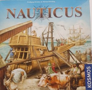 Kosmos Spiel_Nauticus