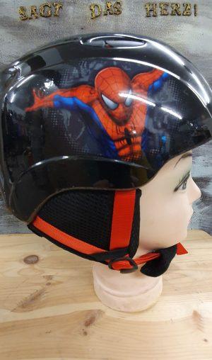Skihelm Spider-Man